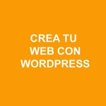 Crea tu web en Wordpress